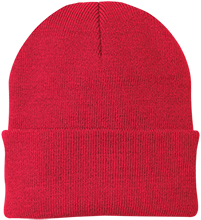 Saratoga School Bulldogs One Size Fits Most Knit Cap
