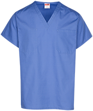 Clearwater-Orchard Cyclones Scrub Top