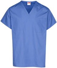 Shoals High School Jug Rox Scrub Top