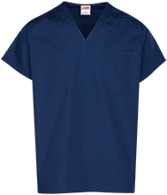North Sunflower Athletics Scrub Top