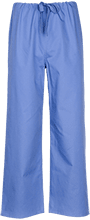 West Side Pirates Athletics Scrub Pant