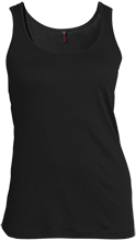Motocross Womens Scoop Neck Tank Top
