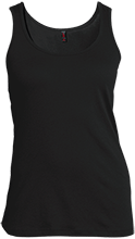 Car Wash Womens Scoop Neck Tank Top