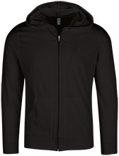 Softball Lightweight Full Zip Hoodie