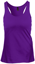 Waynesboro HS Little Giants Juniors Create Your Own Racerback Tank Top