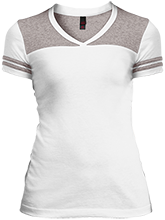 Sacred Heart School School Juniors Varsity V-Neck T-Shirt