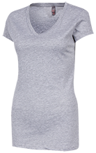 Junior Vintage Wash V-neck T-Shirt