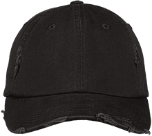 Friendtek Game Design District Distressed Dad Cap