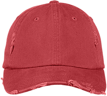 CADA Athletics District Distressed Dad Cap