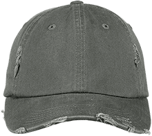 The Computer School Terrapins District Distressed Dad Cap