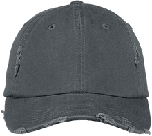 Coe College School District Distressed Dad Cap