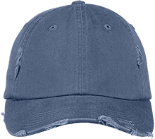 Hillsdale Middle Junior High School Falcons District Distressed Dad Cap