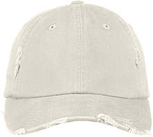 Shepherd Of The Valley Lutheran District Distressed Dad Cap