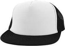 A Quinn Jones Center School Trucker Hat with Snapback