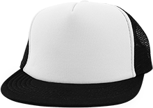 Grace Baptist School-Madison School Trucker Hat with Snapback