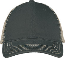 Meskwaki High School Warriors District Mesh Back Cap