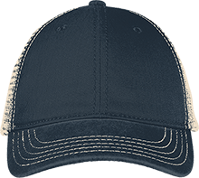 Lansing Eastern High School Quakers District Mesh Back Cap
