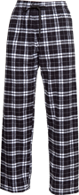 Cherokee Middle School School Unisex Custom Embroidered Flannel Pants