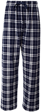 Warner Junior High School Falcons Unisex Custom Embroidered Flannel Pants