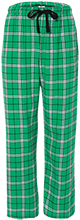 Wesley Elementary School Wildcats Youth Custom Embroidered Flannel Pants