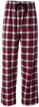 Bethel Christian Academy School Unisex Custom Embroidered Flannel Pants