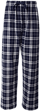 North Sunflower Athletics Unisex Custom Embroidered Flannel Pants