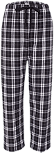 Hilltop Elementary School School Youth Custom Embroidered Flannel Pants