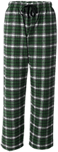 Eureka High School Vandals Youth Custom Embroidered Flannel Pants
