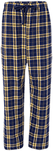 Maranatha Baptist Bible College Crusaders Youth Custom Embroidered Flannel Pants