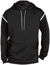Perry High School Ramblers Tall Sport-Wicking 2-tone Pullover Hoodie