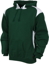 Cabot High School Huskies Unisex Printed Shoulder Colorblock Pullover