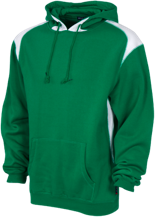 A J Griffin Middle Hawks Unisex Printed Shoulder Colorblock Pullover