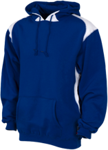 Hopewell Memorial Junior High School Vikings Unisex Printed Shoulder Colorblock Pullover