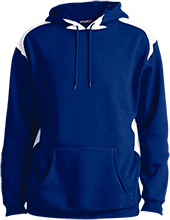 Bexley High School Lions Unisex Printed Shoulder Colorblock Pullover