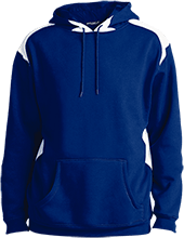Delphos St. John's Bluejays Unisex Printed Shoulder Colorblock Pullover
