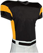 David Crockett High School Pioneers Football Performance Jersey