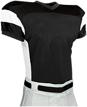 Western Wayne High School Wildcats Football Performance Jersey