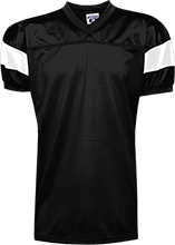 New Castle Chrysler High School Trojans Youth Football Performance Jersey