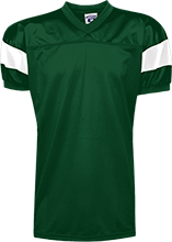 New Castle Chrysler High School Trojans Football Performance Jersey