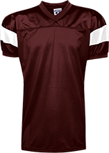 Dever Elementary School Flames Football Performance Jersey