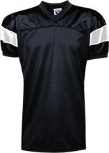 M C Riley Elementary School Eagles Football Performance Jersey