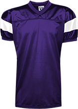 Union Springs High School Wolves Youth Football Performance Jersey