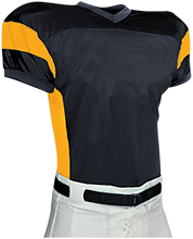 Abraham Lincoln Middle School Bulldogs Football Performance Jersey