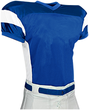 Howe Hall Elementary School Willie Wildcats Football Performance Jersey