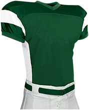 Grace Christian School Warriors Youth Football Performance Jersey