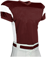Palm Beach Central High School Broncos Youth Football Performance Jersey