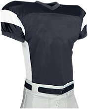 The Heritage High School Hawks Youth Football Performance Jersey