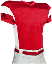 Kahuku High School Red Raiders Youth Football Performance Jersey