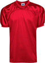 Granger Christian School Scarlet Knights Personalized Football Jersey