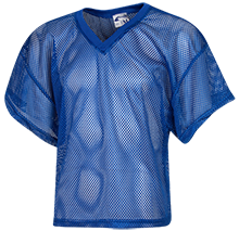 Jefferson Primary School Pioneers Mesh Waist Length Practice Jersey